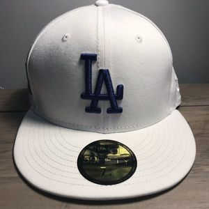 Los Angeles Dodgers New Era Fitted Men's 7 1/4 New